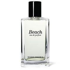 Bobbi Brown Beach Fragrance Eau de Parfum (EDP) Spray fl oz/ 50 ml It's the same scent, but with a new look--Bobbi's best-selling fragrance gets an update Perfume Glamour, Perfume Hermes, Perfume Versace, Bobbi Brown Beach Perfume, Perfume Lady Million, Perfume Calvin Klein, Perfume Diesel, Sent Bon, Summer Scent