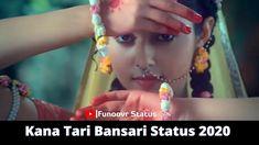 kanha teri bansari full screen | kana ki bansri song | New Janmasthami s...