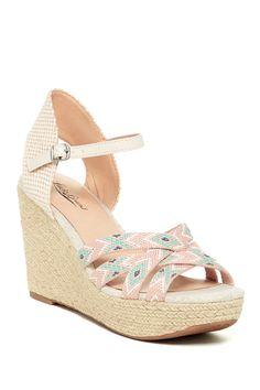 Mahima Wedge heel by Lucky Brand on @HauteLook