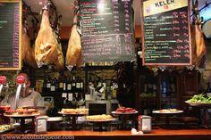 Pendant ces 3 jours à San Sebastian, j'ai découvertles bars à tapas, les pintxos, la caña et la sangria ! Les tapas et les pintxos ou la plongée dans la culture culinaire du pays basque espagnol. ...