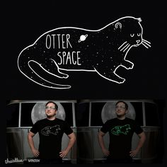 Otter Space by Thomas Orrow Use the code XDDAUQ to get $5 off.