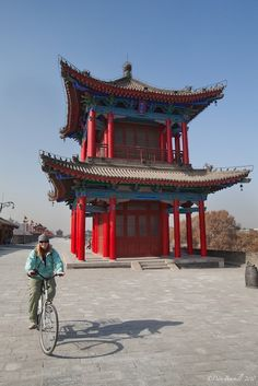 A Good Day in Xi'an, China | The Planet D