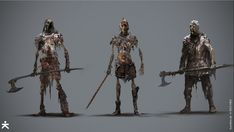 Game of Thrones Concept Art Gives Us a Look at Life North of the Wall