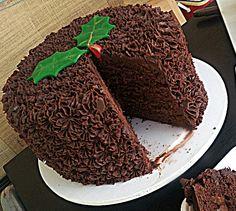 Christmas Chocolate Cake!