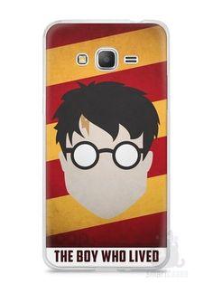 Capa Samsung Gran Prime Harry Potter #2
