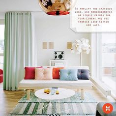 Want to surprise your guests this Diwali? Here are simple tricks to make your apartment look more spacious! #WeHeartHome #Paints #homesweethome #homeinteriors homesofinstagram #design #architecture #lifestyle #life #beauty #decor #photography #lifestyleblogging #photographyblogs #ideas #interiordesigners #india #colourlover #colours