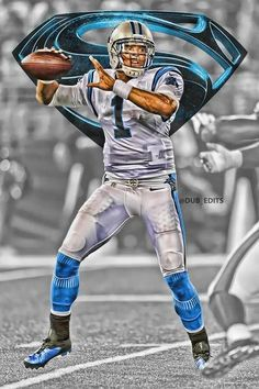 Cam Newton Who GOD Bless No MAN can curse!!!
