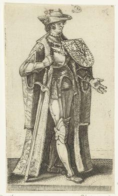 Portret van Filips de Goede, hertog van Bourgondië, Adriaen Matham, 1620