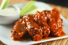 Anchor Bar Buffalo Chicken Wings | The Artful Gourmet