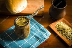 Is a traditional South American caffeine-rich infused drink. National Beverage in #Argentina and #Uruguay, as also in #Paraguay, the #Bolivian Chaco, Southern #Chile and Southern #Brazil  #mate #infused #drink #southamerica #yerba #straw #bombilla #silver #wood #traditional