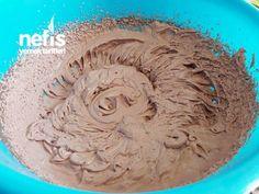 4 Malzemeli 5 Dakika Pastası – Nefis Yemek Tarifleri Icing, Ethnic Recipes, Desserts, Handmade, Food, Australia, Motivation, Gourmet, Tailgate Desserts
