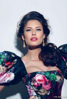 Bianca Balti - Fashion Model.