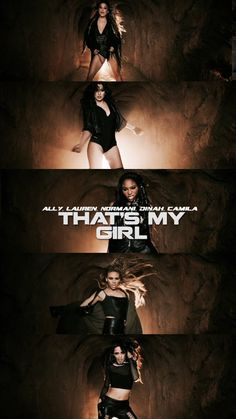 That's My Girl // Fifth Harmony