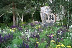 Times Eureka #Garden with the Royal Botanic #Gardens, Kew RHS Chelsea Flower Show 2011