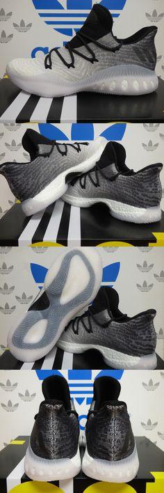 Baloncesto: adidas Crazy explosivo primeknit J blanco Navy (b39145