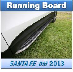 Santafe dm 2013 side steps running boards