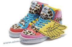 Adidas X Jeremy Scott X 2NE1 Wings Shoes Online