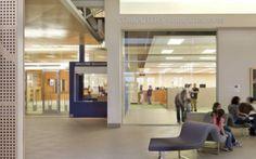 Abandoned Walmart Converted to Award-Winning Library