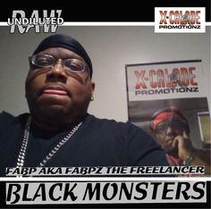 #NewMusicAlert Black Monsters - Fabp aka Fabpz the Freelancer (Prod. by X-Calade Promotionz) https://shar.es/1R54sB