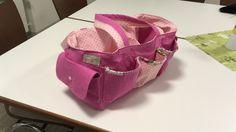 Handarbeitstasche  Oslo Craft Bag von Sew Sweetness