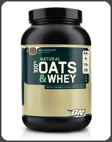 Oats and Whey are fundamental elements of an athlete's diet. - See more at: http://prohealthcenter.net/health-personal-care/optimum-nutrition-100-natural-oats-and-whey-milk-chocolate-3-pound-com/