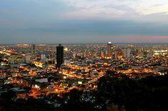 Guayaquil/Ecuador view