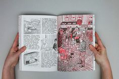 Grace Wilson :: 'Eyes Peeled' publication | People of Print