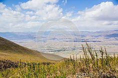 Beautiful Kirghistan mountains- Song kol area
