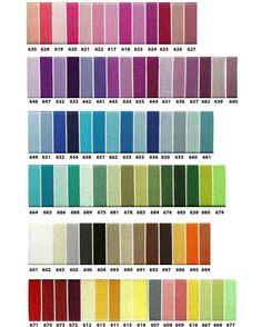 Asian paints color palette