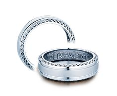MV-7006 - MV-7006 from our latest Verragio for Men, wedding band collection: comes in a standard width of 7 mm but also available in 6 and 8 mm widths.    Available in Gold and Platinum.