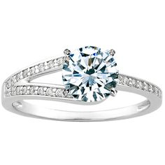 18K White Gold Oceana Ring from Brilliant Earth - This is beautiful!!!!!!!!!!!