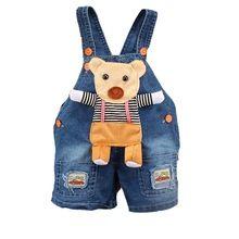 256306bded5 2016 дети джинсы детская одежда детские джинсовой ремешок брюки комбинезоны  комбинезоны для малышей мальчики девочки ремни