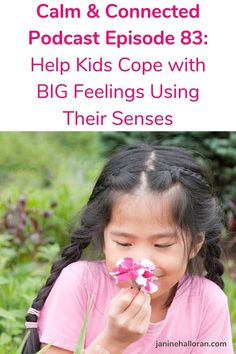 Help Kids Cope with BIG Feelings Using Their Senses Anger Coping Skills, Coping Strategies For Stress, Coping With Stress, Vestibular System, Dealing With Anger, Guidance Lessons, Sensory Processing Disorder, Deal With Anxiety