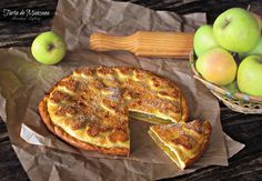 Tarta de manzana gallega. Tarta Celta   Cocina