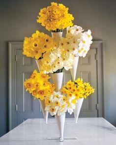 Martha Plants Ahead: Daffodil Planting Plan Lennox // A Pretty Penny Hotel Flowers, Martha Stewart Home, Garden Bulbs, Planting Bulbs, Planting Plan, Blossom Flower, Garden Inspiration, Garden Ideas, Wedding Inspiration