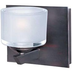 ET2 Vortex 1-Light Wall Sconce : E22811-09OI | South Dade Lighting. http://southdadelighting.net/brand-et2/vortex-1-light-wall-sconce/sku-V94-e22811-09oi