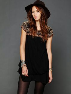 Free People Field of Gold Top, $89.95