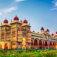 Can you guess this historical palace in Mysore?