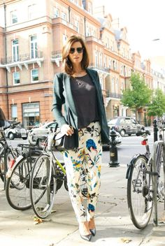 London Fashion Week Street Style Sept2012