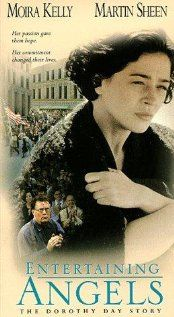 Martin Sheen and Moira Kelly in Entertaining Angels: The Dorothy Day Story Brian Keith, Martin Sheen, Heather Graham, Christian Videos, Christian Movies, Way Of Life, The Life, Melinda Dillon, Moira Kelly