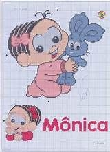 PONTO CRUZ - TURMA DA MÔNICA BABY