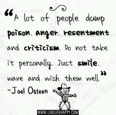 Joel Osteen I love this!!