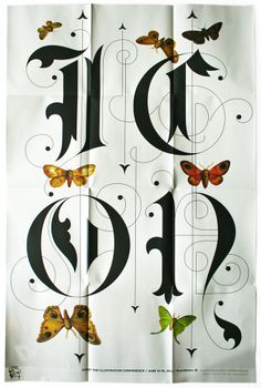 butterflies and pretty fonts, what could be better?
