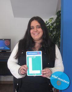 Noelia se ha sacado el carnet de conducir en Autoescuelas Vial Masters. ¡¡Enhorabuena!! ¡¡Disfrútalo mucho!!  * Más en http://vialmasters.es.