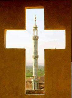 من باب توما From St Thomas gate Damascus