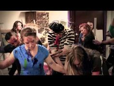 Family Force 5 - Wobble Music Video Official Trailer. Their music and videos are just fun. And hilarious!