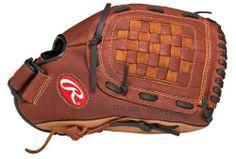 Rawlings Renegade Series 14-inch Softball Youth Baseball Glove, Right-Hand Throw (R140R) by Rawlings. $51.95