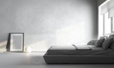Modern bedroom design stock photo 84810171 - iStock