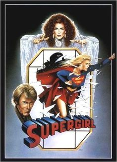 """Rotten Tomatoes With with Critic and Actress/songwriter-singer as SuperGirl/Kara in """"Supergirl""""movie. Helen Slater Supergirl, Supergirl 1984, Supergirl Movie, Marvel Women, Marvel Dc, Marvel Females, Tv Icon, Detective Comics, Live Action"""