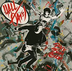 Hall And Oates Big Bam Boom 180 GRAM VINYL LP